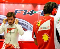 Alonso staying at Ferrari 'for the moment' says Mattiacci