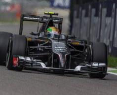 Gutierrez penalised for clash with Grosjean