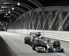 Singapore organisers confirm layout changes