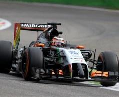 Hulkenberg struggling with 'loose' Force India