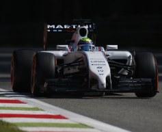 Massa hails 'great' podium for Williams