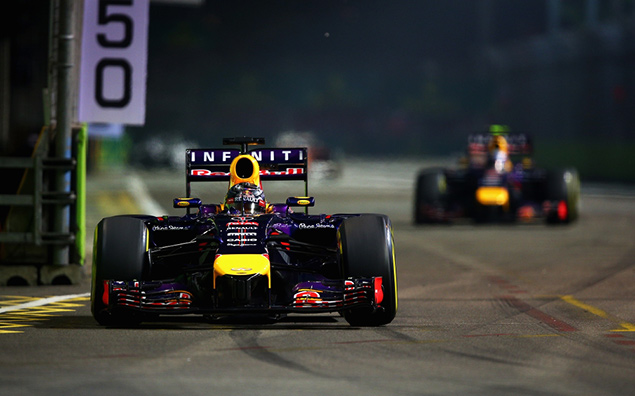 No team orders as Ricciardo title unlikely admits Horner