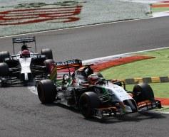 Button, Perez enthuse over battle