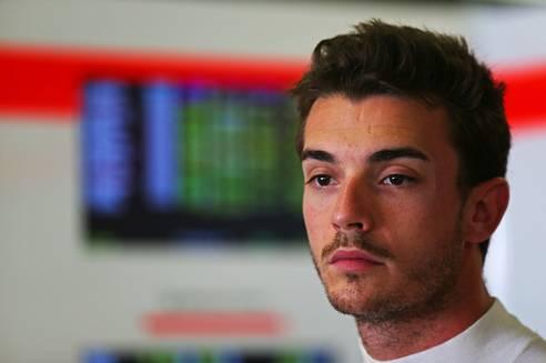 Marussia F1 Team. File Photo.