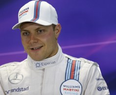 Bottas 'surprised' by Rosberg move