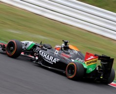Mallya: Force India 'hanging on' in McLaren fight