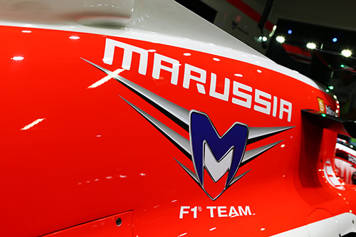 Marussia-F1-Team