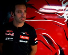 Vergne takes grid drop for engine change