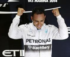 It's Lewis! Abu Dhabi GP review