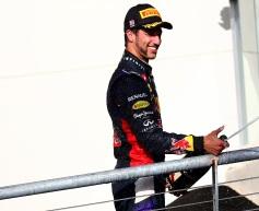 Ricciardo thrilled by podium recovery