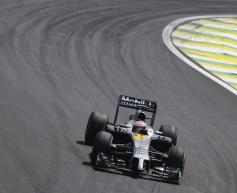 McLaren-Honda to run on Friday