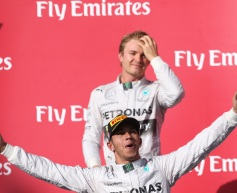 Hamilton beats Rosberg to Austin victory