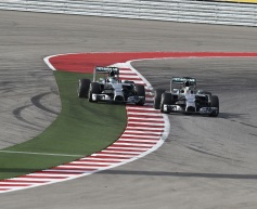 Ten-up for Lewis: United States GP review