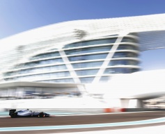 Bottas tops first day in Abu Dhabi