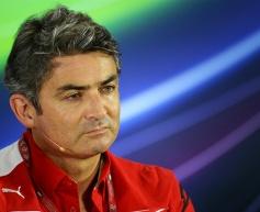 Arrivabene replaces Mattiacci at Ferrari