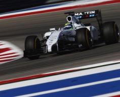 Massa feels podium slipped through Williams' grasp