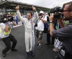 Massa thrilled by home podium