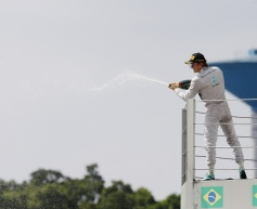 Nico wins, Lewis spins: Brazilian GP review