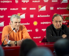 Ferrari warns of rebuilding year in 2015