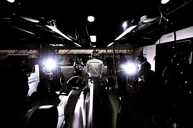 Engine rivals set for more Mercedes dominance