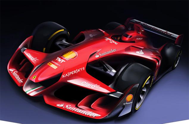 Marchionne backs 2017 delay for F1 revolution