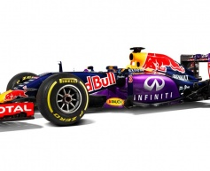 Red Bull unveils RB11 race livery