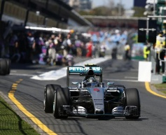 Mercedes pair still chasing set-up