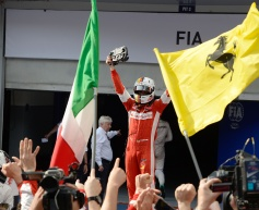 Wolff says Ferrari win positive for Formula 1