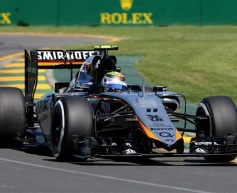 Realistic Force India satisfied with grid slots