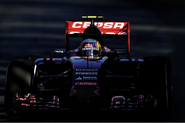 Toro Rosso/Getty Images