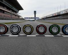 Pirelli announces compounds for flyaway races