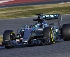 Rosberg: Hamilton one of 'many' rivals