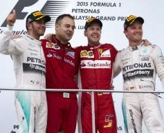 Emotional Vettel hails 'incredible' Ferrari win