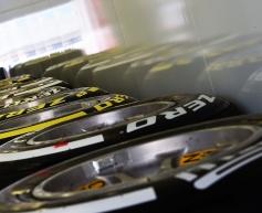 Pirelli announces tyres for next four races