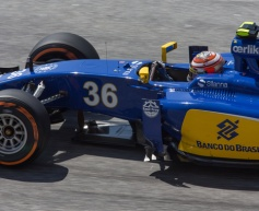 Marciello gets Sauber practice run in Austin