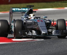Wolff pleased with Mercedes development