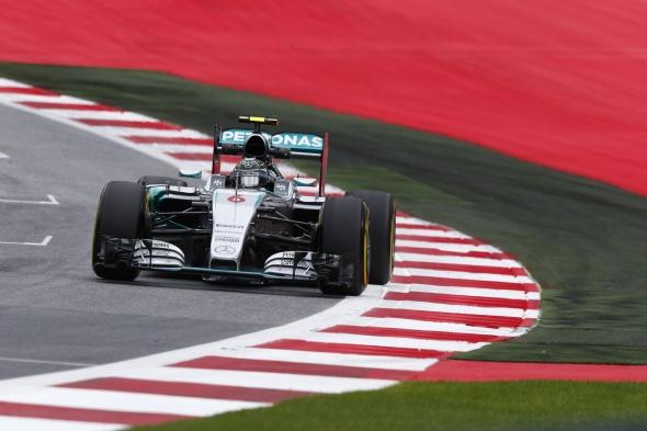 Mercedes AMG Petronas