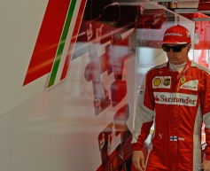 Raikkonen downplays concerns over future