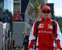 Ferrari not yet thinking about Raikkonen future