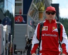 Ferrari not yet thinking about Raikkonen future
