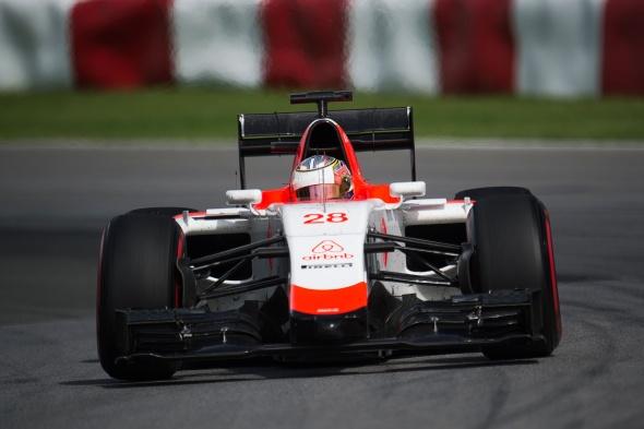Manor Marussia F1 Team