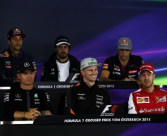 Thursday Press Conference - Austria