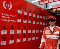 Massa tells Raikkonen to relax over future