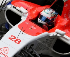Manor Marussia hails 'outstanding' driver pairing