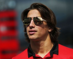 Merhi excluded from junior series event