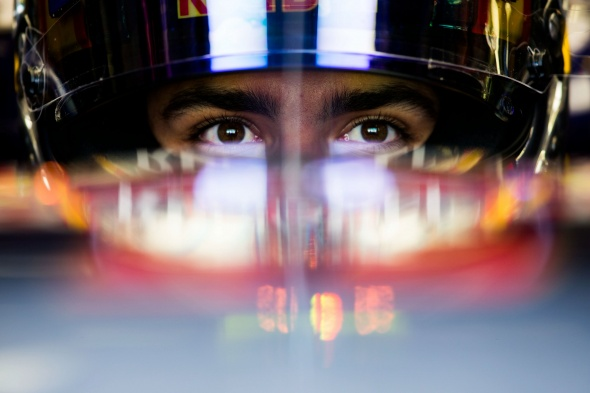 Sainz Jr. won't blame Renault one bit. Red Bull/Getty Images.