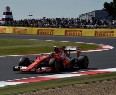 Raikkonen denies Ferrari is slipping back