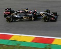 Grosjean set for gearbox penalty