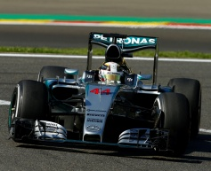 Mercedes uses remaining seven engine tokens