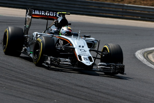 Sergio Pérez/Sahara Force India